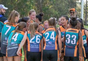 U16 Youth Girls